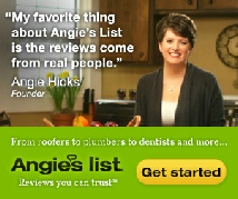 Get started with Angie's List
